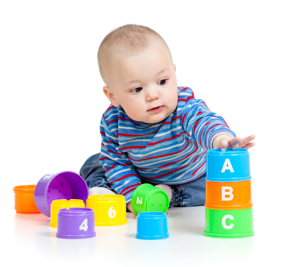 Baby Toys 6-9 Month Olds-baby playing with toys-toyfultykes