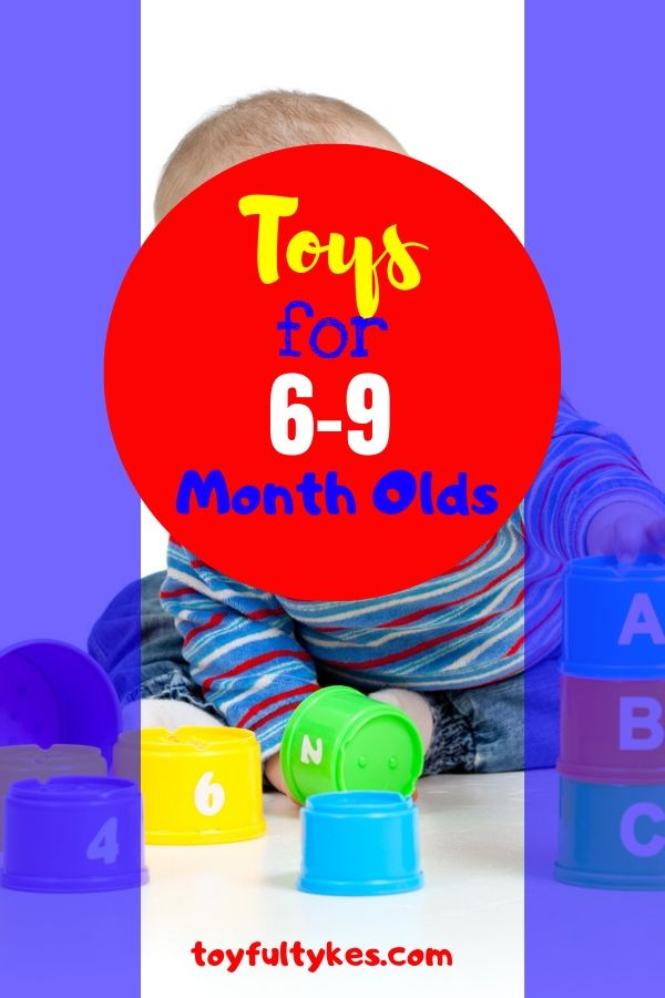Toys for 6-9 month olds-baby playing with blocks-toyfultykes