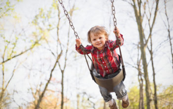 Best Outdoor Swings For Young Children