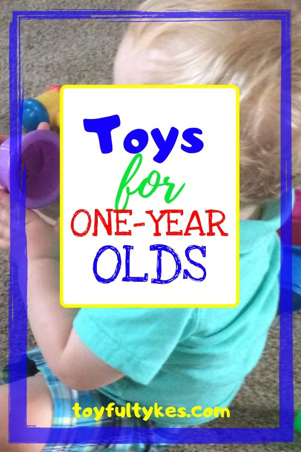 Toys for one-year-olds-baby playing with toys-toyfultykes