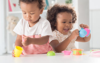 Toys for two-year-olds (Nurturing Independence)