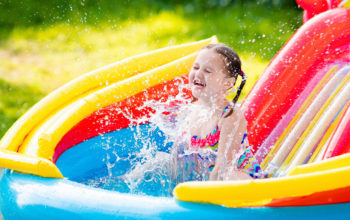 Outdoor Water Fun for Kids