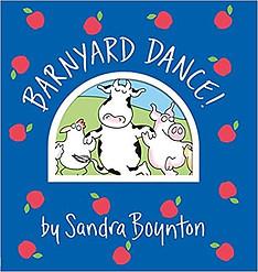 Barnyard Dance Board Book-toyfultykes