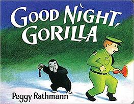 Goodnight Gorilla Board Book-toyfultykes