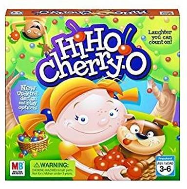 Hi Ho Cherry-O Board Game