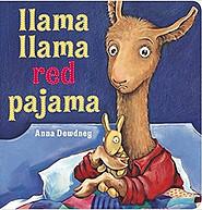 Llama Llama Red Pajama Board Book-toyfultykes