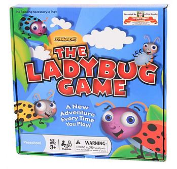 The Ladybug Game Board Game