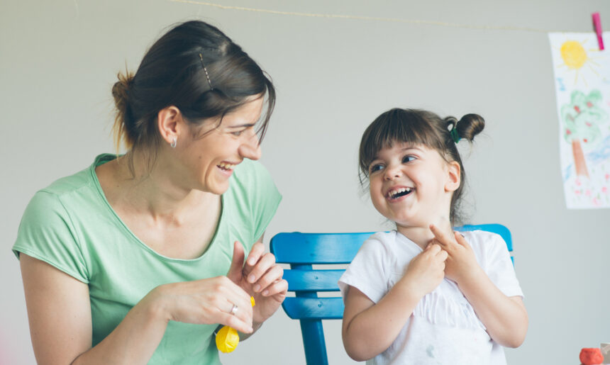 What it Means to Be a Playful Mom