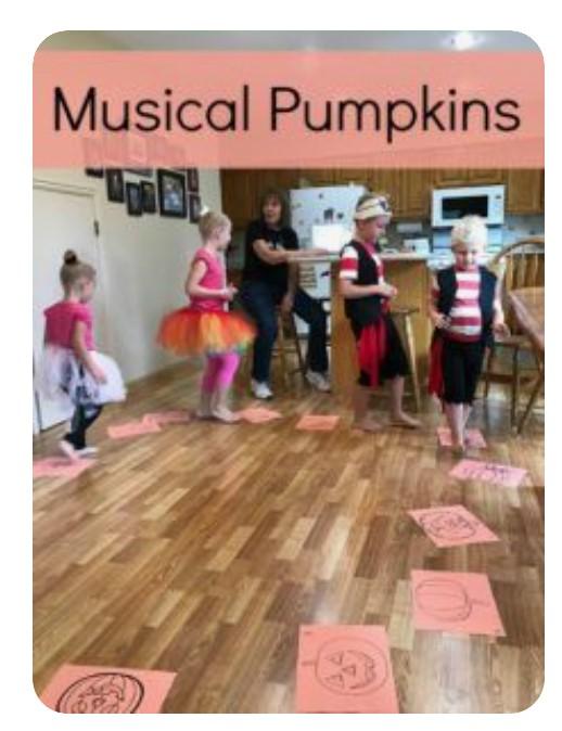 Musical Pumpkins