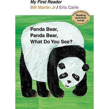 Panda Bear, Panda Bear, What Do You See book-theplayfulmoments