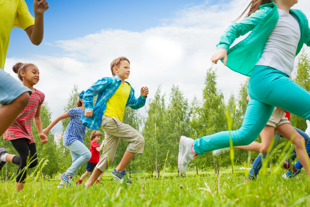 Fun Group Games for Kids