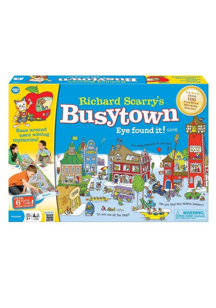 Busytown Eye Found It! Board Game